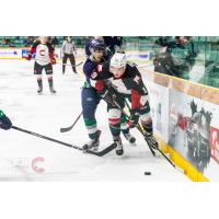 Prince George Cougars Game Recap: Thunderbirds 5 Cougars 2