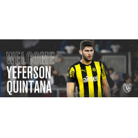Earthquakes Acquire 21-Year-Old Center Back Yeferson Quintana on Loan