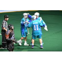 Knighthawks to Battle Black Wolves Sunday