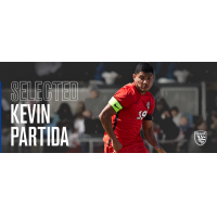 Earthquakes Sele]ct UNLV Midfielder Kevin Partida in Third Round of the 2018 MLS SuperDraft