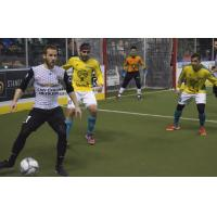 Ambush Lose Second of the Weekend to Syracuse