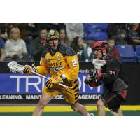 Georgia Swarm Looking to Get Back to .500 in Vancouver
