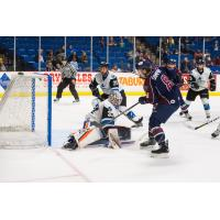 Sampair Notches First Hat Trick in Oilers Win over Thunder