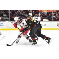 Cleveland Monsters vs. Grand Rapids Griffins