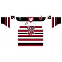 Moose Jaw Warriors and Legends Hall of Fame Jersey