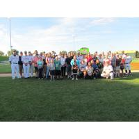 Joliet Slammers and Host Families