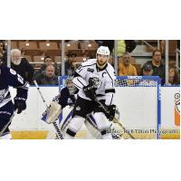 Jordan LaVallee-Smotherman of the Manchester Monarchs
