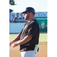 Wisconsin Woodchucks Manager Andrew Fabian