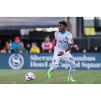Sounders FC Defender Oniel Fisher
