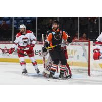 Greg Carey of the Lehigh Valley Phantoms