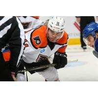 Lehigh Valley Phantoms Faceoff