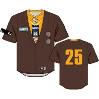 RailCats' Dwight Schrute Jerseys