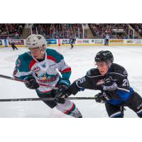 Kelowna Rockets vs. the Victoria Royals