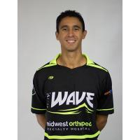 Milwaukee Wave Midfielder/Assistant Coach Marcio Leite