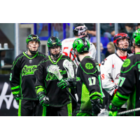 Saskatchewan Rush and the Vancouver Stealth