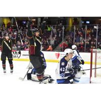 Cleveland Monsters' Zac Dalpe Scores the Game-Winner