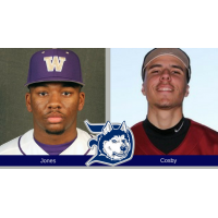 Duluth Huskies Signees Christian Jones and Christian Cosby