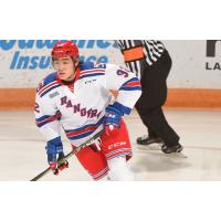 Kitchener Rangers RW Kole Sherwood