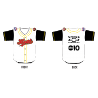 Stockton Heat Giveaway Jerseys for Stockton Ports Night