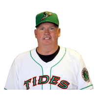Norfolk Tides Manager Ron Johnson
