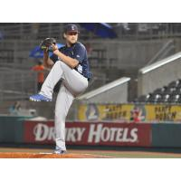 Somerset Patriots Pitcher Randy McCurry