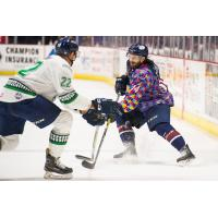 Tulsa Oilers vs. the Florida Everblades