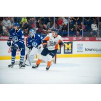 Flint Firebirds vs. the Mississauga Steelheads