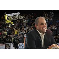 Lehigh Valley Steelhawks Executive Vice President/General Manager Mike Clark