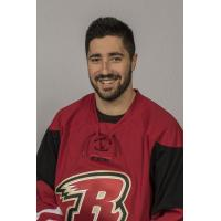 Forward Nick Miglio with the Rapid City Rush