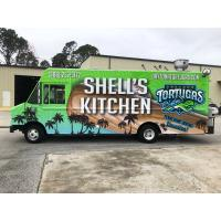 Daytona Tortugas Shell's Kitchen food truck