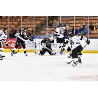 Wheeling Nailers vs. the Manchester Monarchs