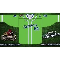 Atlanta Gladiators Gwinnett Stripers Jersey
