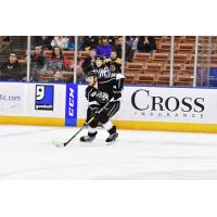 Zac Lynch of the Manchester Monarchs