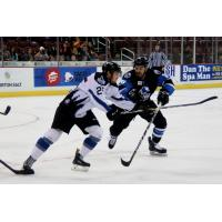 Idaho Steelheads vs. the Wichita Thunder