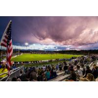 The scene at a Colorado Springs Switchbacks game