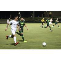 Tampa Bay Rowdies vs. the USF Bulls in preseason action