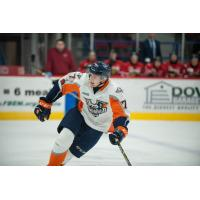 Flint Firebirds Right Wing Jack Wismer