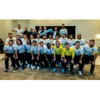 Las Vegas Lights FC team picture