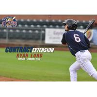Evansville Otters Infielder Ryan Long