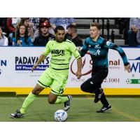 Milwaukee Wave Defender Jonathan Santos vs. the St. Louis Ambush