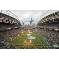CenturyLink Field, Home of Seattle Sounders FC