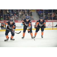 Flint Firebirds lineup