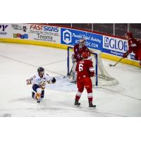 Allen Americans vs. the Colorado Eagles