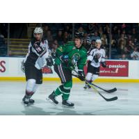 Vancouver Giants vs. the Kelowna Rockets