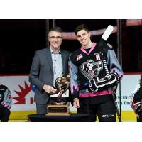 Jakob Stukel named Calgary Hitmen 2017-18 Player of the Year