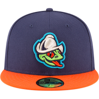 Everett Conquistadores on-field hat