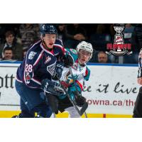Kelowna Rockets vs. the Tri-City Americans