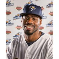 York Revolution Outfielder Travis Witherspoon