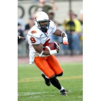 Barron Miles of the BC Lions