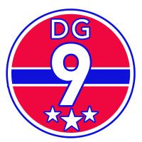 Rochester Americans' Dick Gamble jersey patch